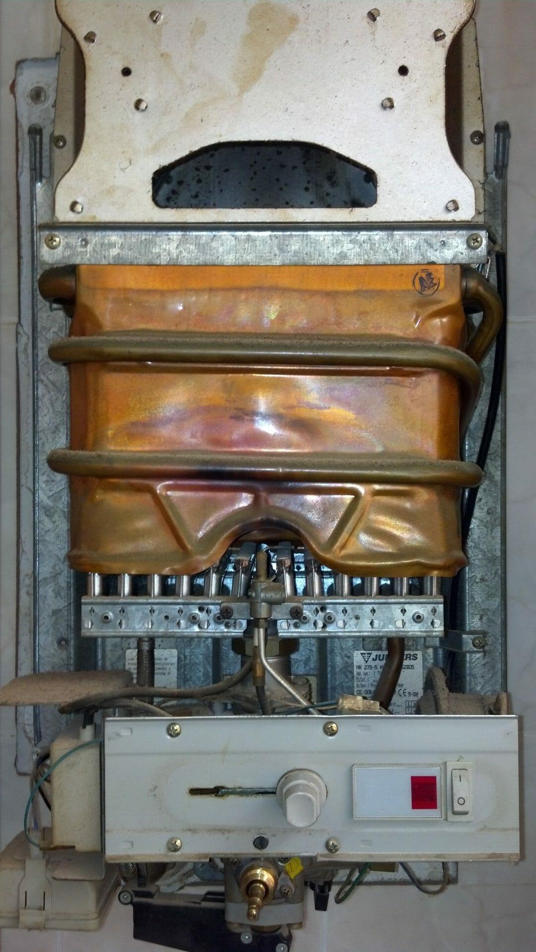 C mo saber por qu no enciende el calentador instant neo de gas - Calentadores de gas baratos ...
