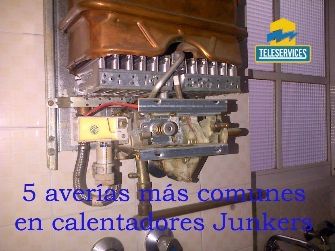 5 aver as t picas de calentadores de gas junkers - Caldera no calienta agua si calefaccion ...