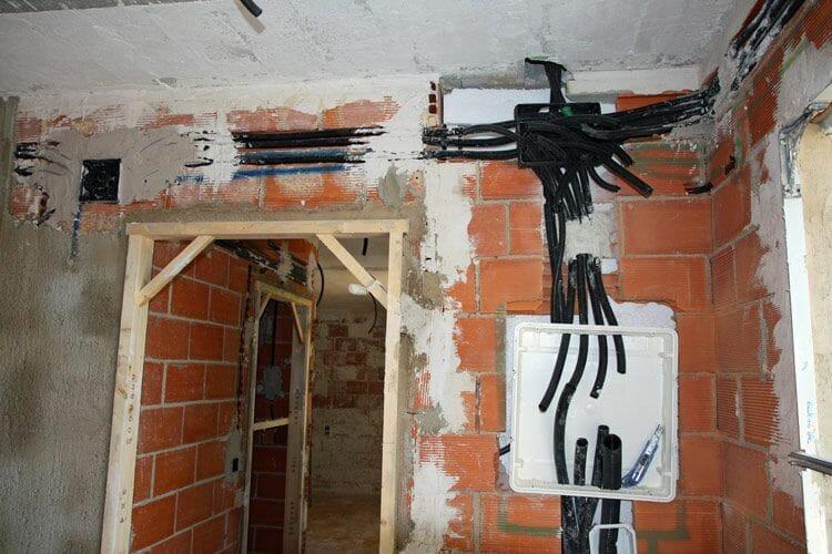 instalacion electrica de una vivienda