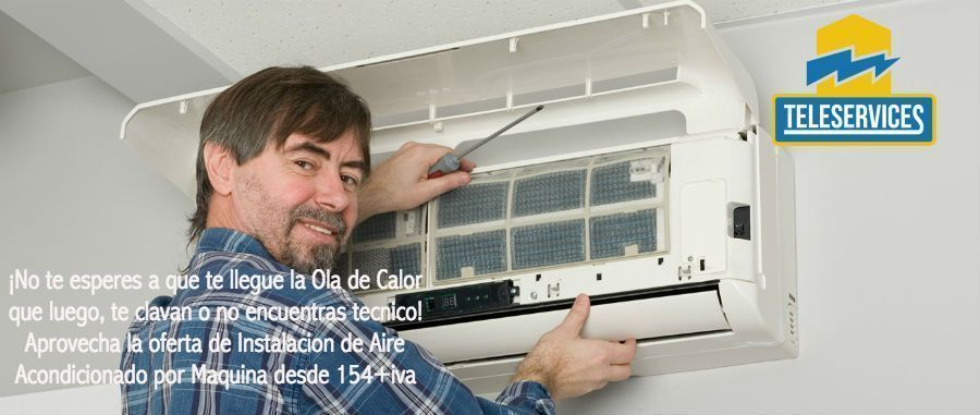 precio instalacion aire acondicionado malaga