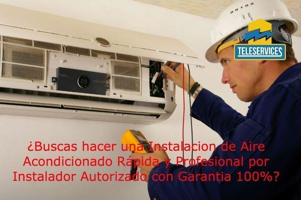 instalacion aire acondicionado malaga en 24h con