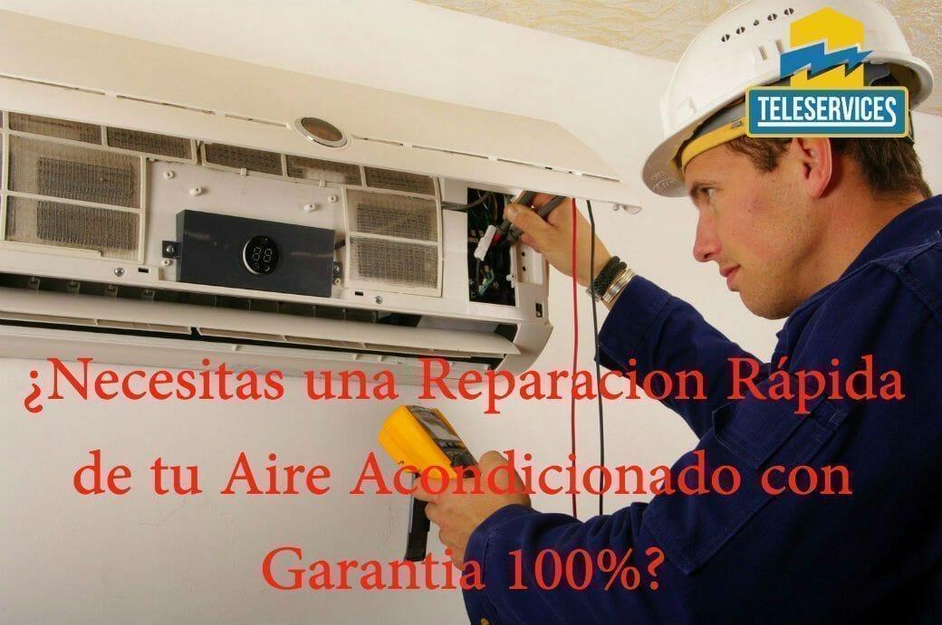 reparacion aire acondicionado malaga