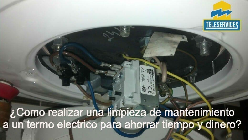 Como hacer una limpieza de mantenimiento al termo electrico en 18 pasos faciles