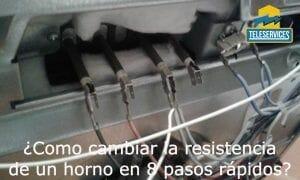 ¿Como cambiar la resistencia del horno eléctrico en 8 pasos rápidos y fáciles ahorrando tiempo y dinero?